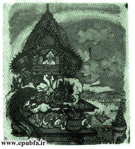 قصه کودکان و نوجوانان -فندک جادو -هانس کریستین اندرسن-ایپابفا16