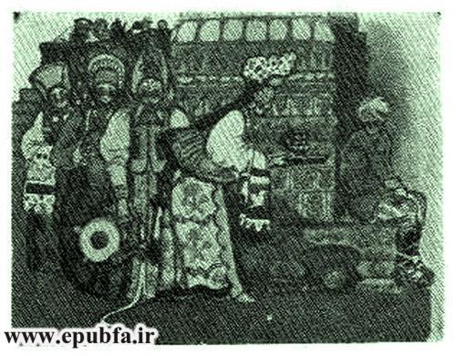 قصه کودکان و نوجوانان -فندک جادو -هانس کریستین اندرسن-ایپابفا19