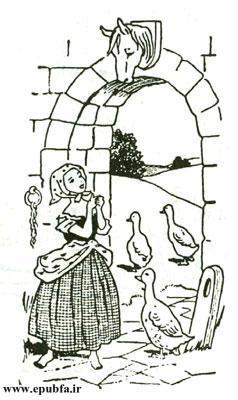 قصه های فانتزی آموزنده شاهزاده موطلایی جلد 32 کتابهای طلایی برای نوجوانان ایپابفا19