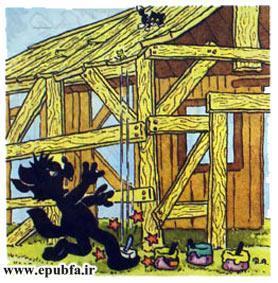 بامزی قوی ترین خرس دنیا-قصه بامزی و الاغ کوچولو-سایت ایپابفا14