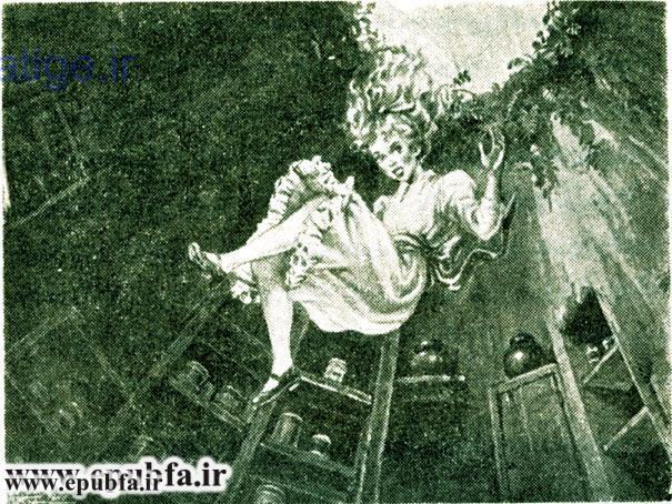 قصه فانتزی آلیس در سرزمین عجایب -لوییس کارول-کتاب های طلایی ایپابفا1