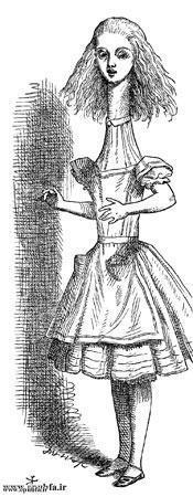 قصه فانتزی آلیس در سرزمین عجایب -لوییس کارول-کتاب های طلایی ایپابفا4