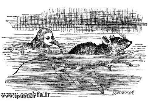 قصه فانتزی آلیس در سرزمین عجایب -لوییس کارول-کتاب های طلایی ایپابفا7