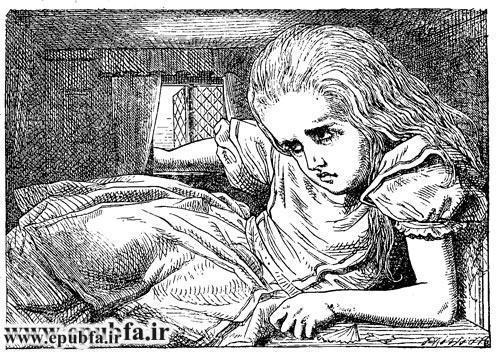 قصه فانتزی آلیس در سرزمین عجایب -لوییس کارول-کتاب های طلایی ایپابفا10