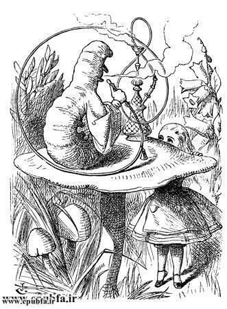 قصه فانتزی آلیس در سرزمین عجایب -لوییس کارول-کتاب های طلایی ایپابفا11
