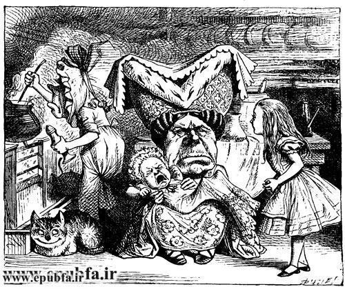 قصه فانتزی آلیس در سرزمین عجایب -لوییس کارول-کتاب های طلایی ایپابفا12