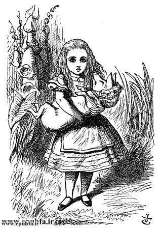 قصه فانتزی آلیس در سرزمین عجایب -لوییس کارول-کتاب های طلایی ایپابفا13