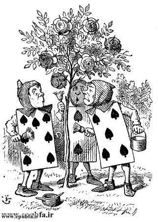 قصه فانتزی آلیس در سرزمین عجایب -لوییس کارول-کتاب های طلایی ایپابفا16