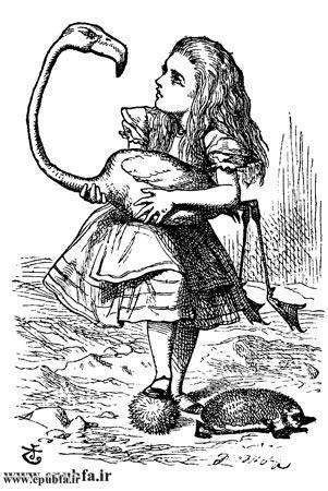 قصه فانتزی آلیس در سرزمین عجایب -لوییس کارول-کتاب های طلایی ایپابفا19