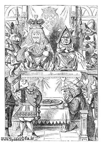 قصه فانتزی آلیس در سرزمین عجایب -لوییس کارول-کتاب های طلایی ایپابفا21