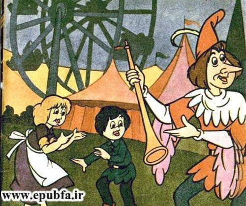 فلوت زن هاملین -قصه های فانتزی والت دیزنی برای کودکان و خردسالان ایپابفا13