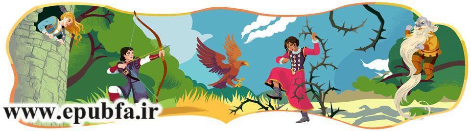قصه ها و افسانه های پریان - نقش تربیتی قصه ها در پرورش کودکان-ایپابفا2