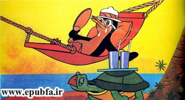 مجموعه قصه های کودکانه دنیای کارتون های والت دیزنی 7 برای پیش از خواب کودکان ایپابفا12