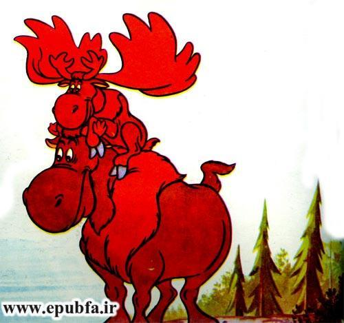 مجموعه قصه های کودکانه دنیای کارتون های والت دیزنی 7 برای پیش از خواب کودکان ایپابفا18