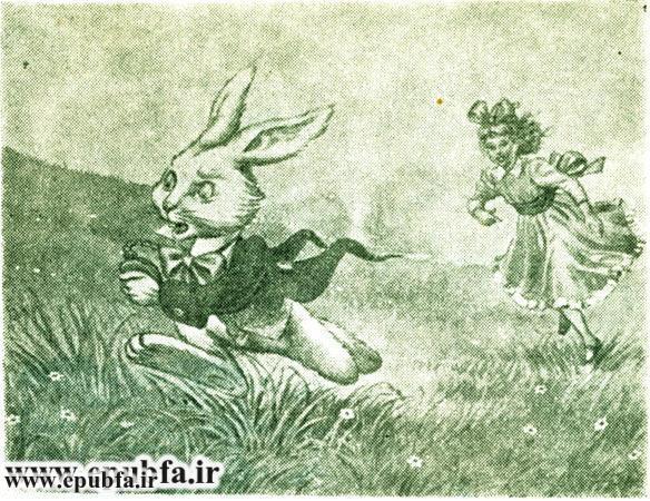 قصه فانتزی آلیس در سرزمین عجایب -لوییس کارول-کتاب های طلایی ایپابفا-