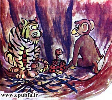 قصه کودکانه دنیای حیوانات و عمو جنگلی برای کودکان ایپابفا9