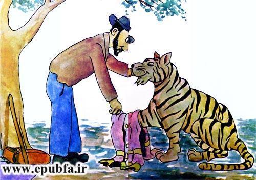قصه کودکانه دنیای حیوانات و عمو جنگلی برای کودکان ایپابفا12