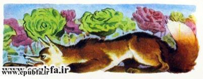 کتاب قصه روباه و خروس برای کودکان و خردسالان ایپابفا8