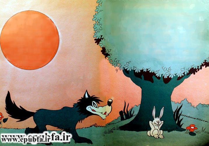 کتاب قصه روباه حقه باز برای کودکان و خردسالان ایپابفا2