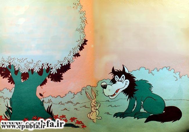 کتاب قصه روباه حقه باز برای کودکان و خردسالان ایپابفا3