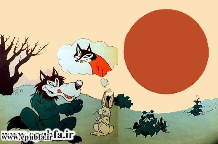 کتاب قصه روباه حقه باز برای کودکان و خردسالان ایپابفا4