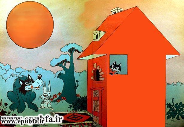 کتاب قصه روباه حقه باز برای کودکان و خردسالان ایپابفا6