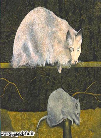 گربهای که با یک موش عروسی کرد: مجموعه قصهها و افسانههای برادران گریم برای کودکان و بزرگسالان1