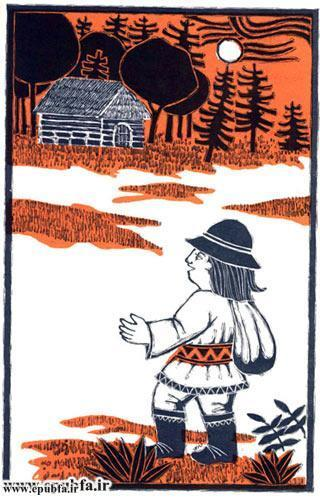 عروس جنگل قصه عامیانه فنلاندی
