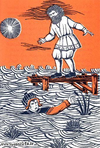 زن کله شق - قصه عامیانه فنلاندی