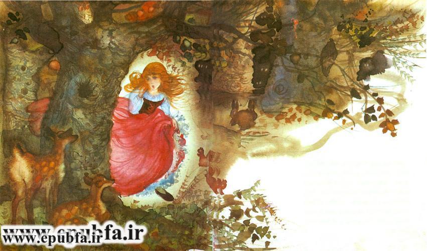 کتاب قصه سفیدبرفی و هفت کوتوله رای کودکان -ایپابفا -  اهوها
