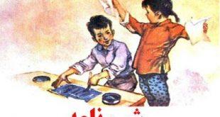 جلد کتاب داستان شب نامه