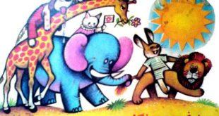 کتاب قصه کودکانه سفر در جنگل برای آشنایی کودکان با حیوانات - Vojtěch Kubašta