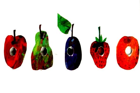 کرم ابریشم میوه ها را می خورد - قصه کودکانه ایپابفا