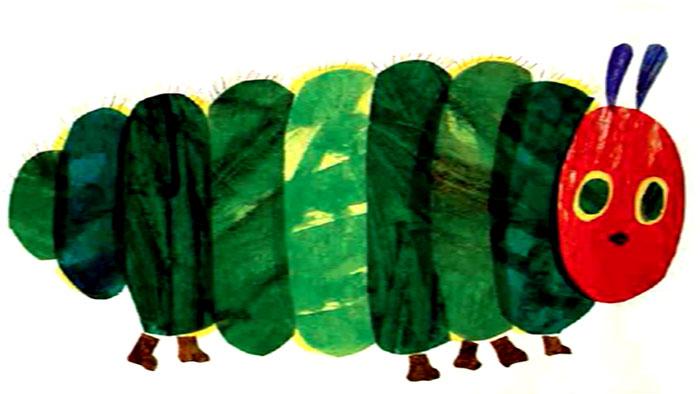 کرم ابریشم چاق و بزرگ - قصه کودکانه ایپابفا