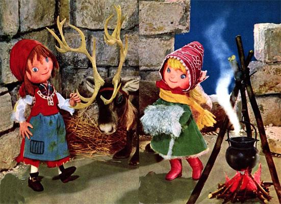 قصه کودکانه ملکه برفها نوشته: هانس کریستین اندرسن -قصه کودکانه ایپابفا