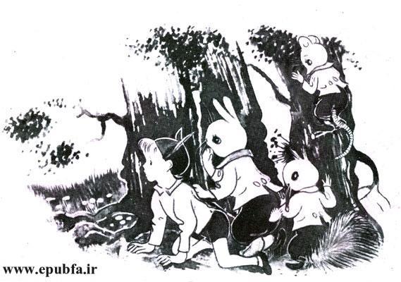 قصه کودکانه «وینکی و ویلی روباهه» - ارشیو قصه و داستان ایپابفا