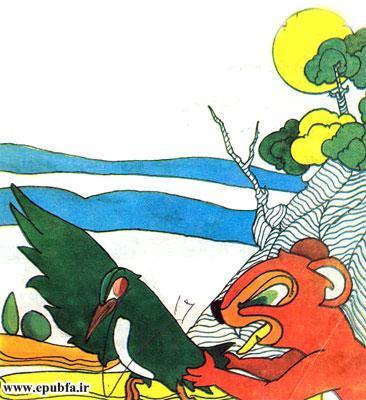 قصه کودکانه و آموزنده «زاغ و راسو» - قصه ترسناک کودکانه-ارشیو قصه و داستان کودکانه ایپابفا
