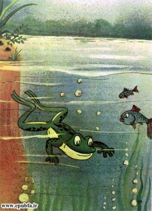 قصه کودکانه «زنبور بیباک» - ارشیو قصه و داستان ایپابفا