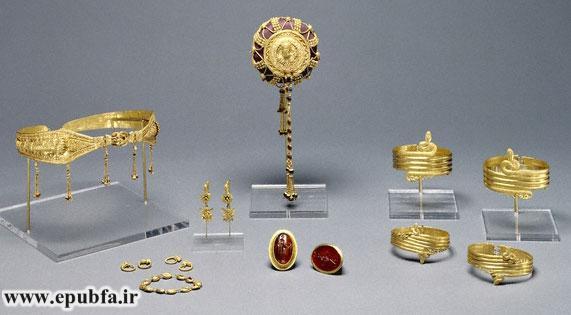 جواهرات-باستانی