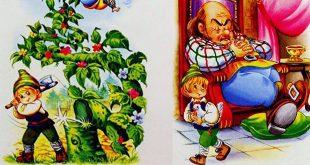 قصه-کودکانه-جک-و-لوبیای-سحرآمیز