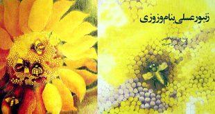 کتاب قصه زنبورعسلی به نام وزوزی داستان زندگی زنبورهای عسل