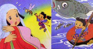 قصه مصور کودکانه نیموجبی «قصهای شبیه داستان های فسقلی و فلفلی»