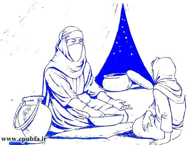 مادر، آیا این محمد کیست، آیا تو او را میشناسی؟»
