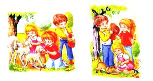داستان-کودکانه-و-آموزنده-تفریح