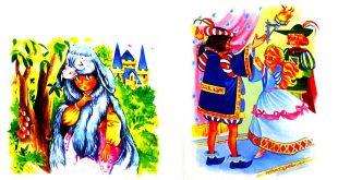 داستان-کودکانه-کُتی-از-پوست-الاغ