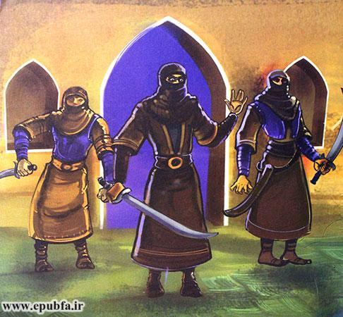 دشمنان میخواستند پیامبر (ص) را در خانهاش به قتل برسانند