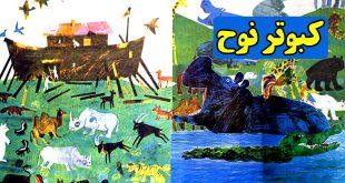 قصه-کودکانه-کبوتر-نوح