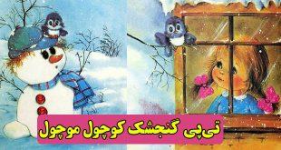 کتاب قصه کودکانه تیپی گنجشک کوچول موچول
